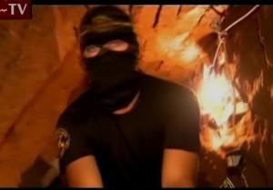 Islamischer Jihad gräbt neue Tunnel in Gaza (Photo: Screenshot)